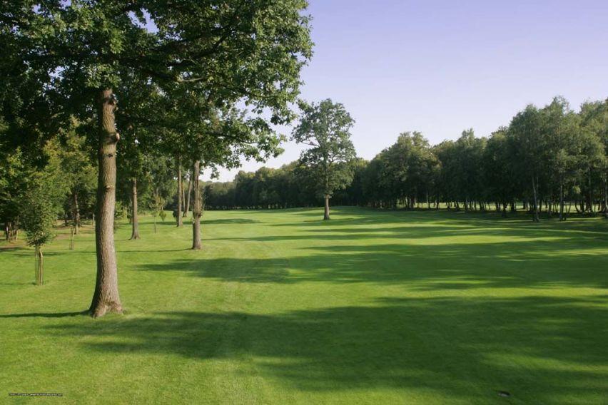 Golf d'Apremont, Near Paris