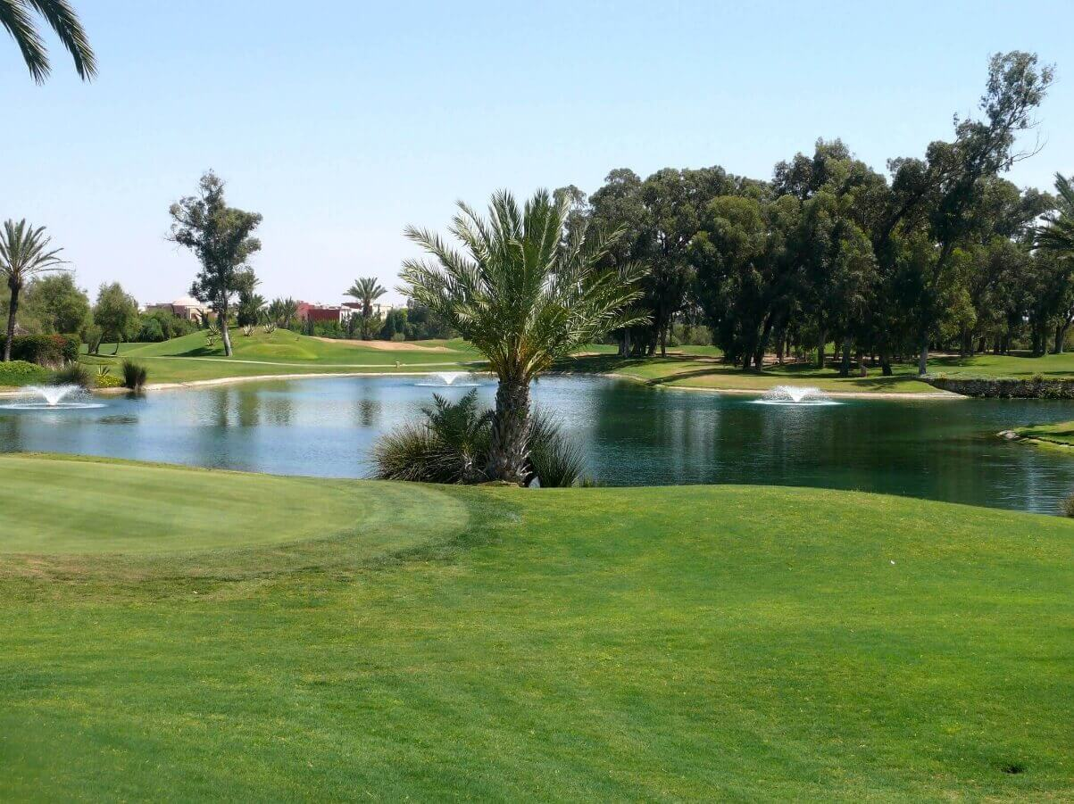 Golf Les Dunes, Agadir
