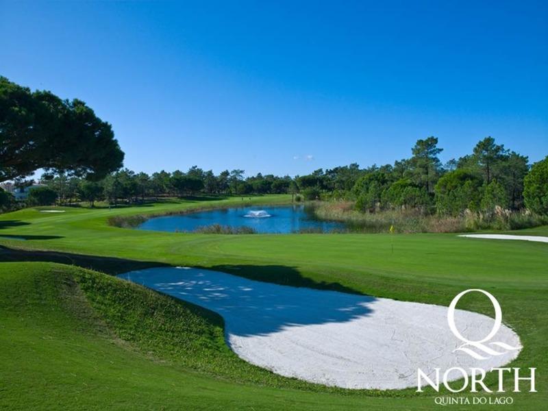 Quinta Do Lago North Course, Quinta Do Lago