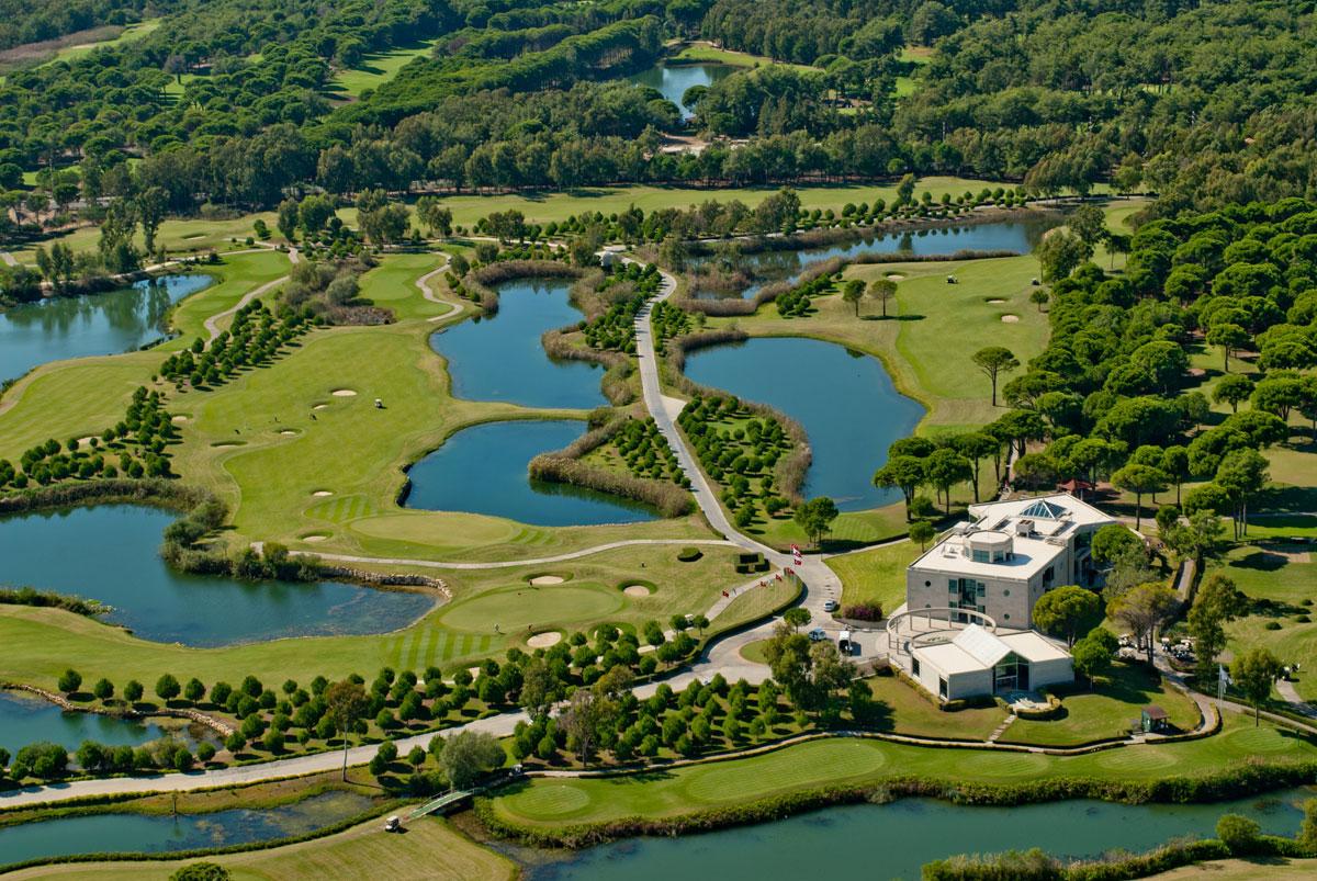 Sirene Golf Resort 4