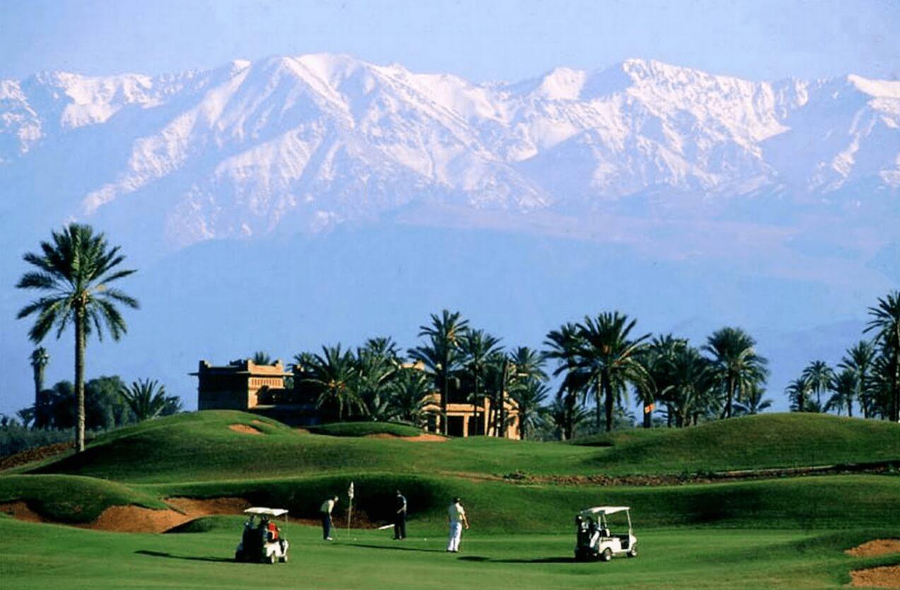 Palmerie Golf, Marrakech
