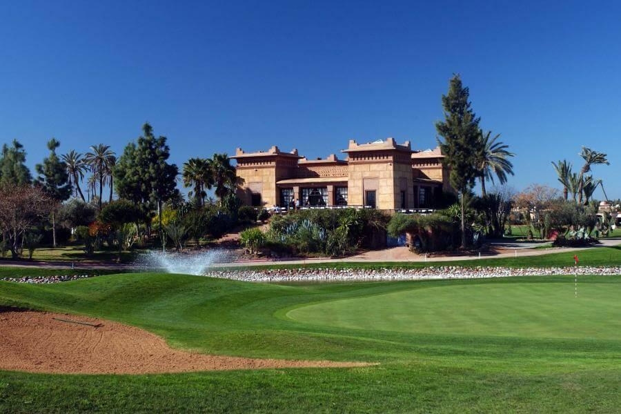 Golf Amelkis, Marrakech