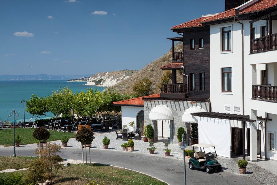 Thracian Cliffs Golf & Beach Resort, Balchik