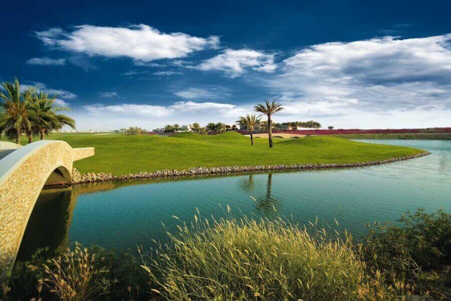DUBAI - 5* The Address Montgomerie Dubai