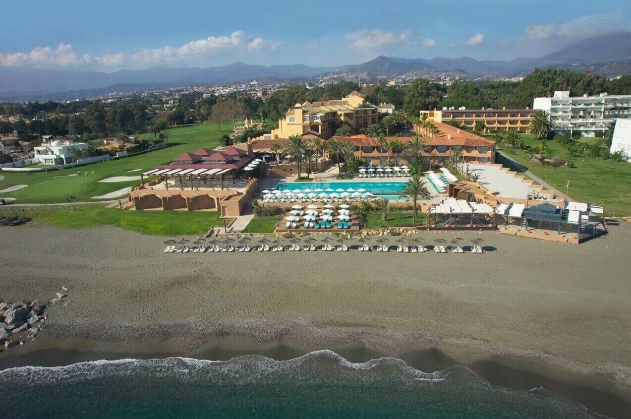 PUERTO BANUS - 4* Guadalmina Hotel Spa And Golf Resort
