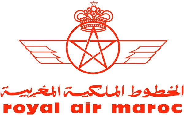 Royal Air Macroc logo