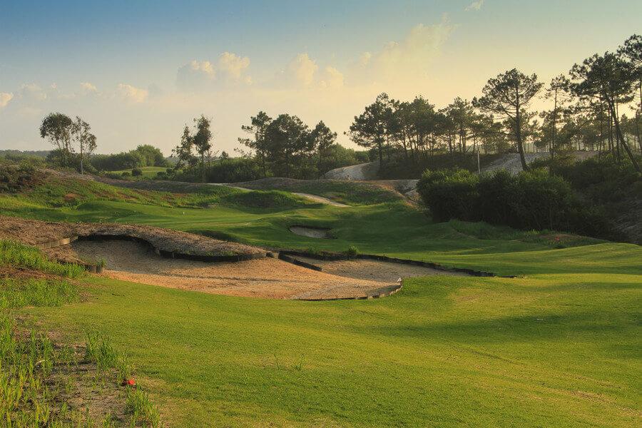 West Cliffs Golf Course, Lisbon