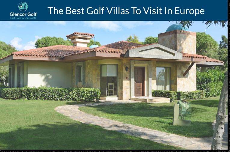 Best Golf Villas