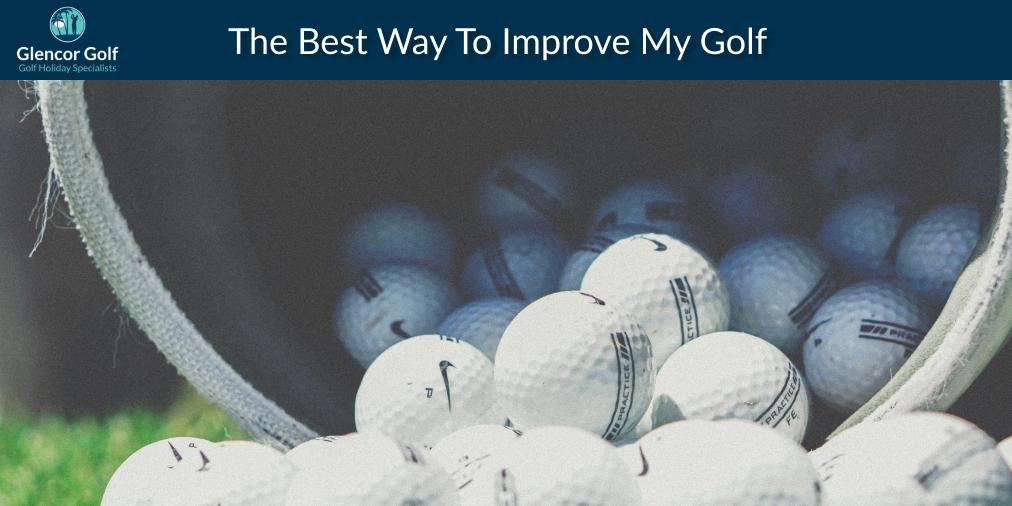 Improve my golf